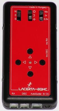Lacerta EQHC Handset Hand Control for EQ5 - ST-4 Compatible