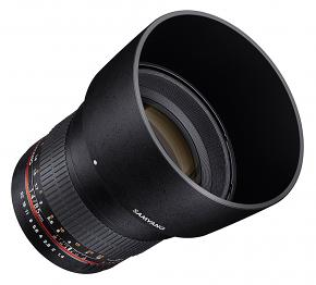 Samyang 85mm F1.4 AS IF UMC Lens for CANON dSLR Cameras