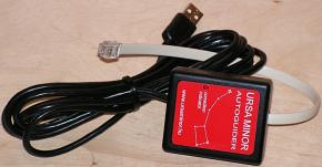 Ursa Minor Autoguider Interface with USB and ST-4 Connections