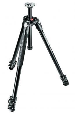 Manfrotto MT290XTA3 290 XTRA Aluminium 3-Section Camera Tripod