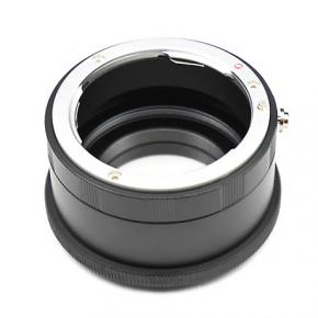 ZWO Nikon-T2 Lens Adapter for Most ZWO ASI Cameras