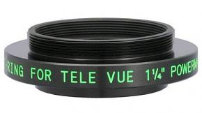 "TeleVue 1.25"" Power Mate PMT T-Ring Adapter for 2.5x & 5x 1.25"" Powermates"