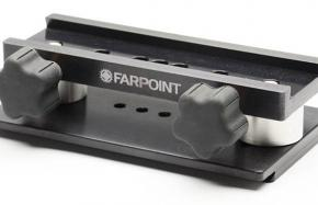 "FARPOINT Vixen to ""D"" (Losmandy)  Dovetail Bar Adapter"