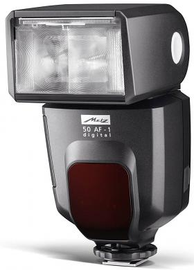 Metz Mecablitz 50 AF-1 Digital Flashgun for Canon - USED