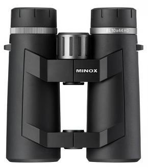 Minox BL 10x44  HD Open Bridge Binocular - Made in Germany