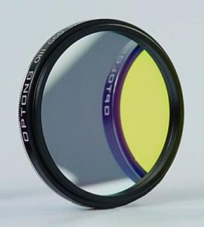 """Optolong OIII-CCD 6.5nm Extra Narrow Band Deep Sky Imaging Filter 2"""" for CCD Astro Photography"""