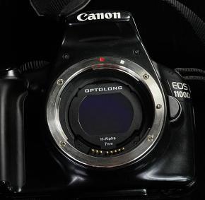 Optolong OWB CCD (Original White Balance) Clip Filter for Canon EOS APS-C Cameras