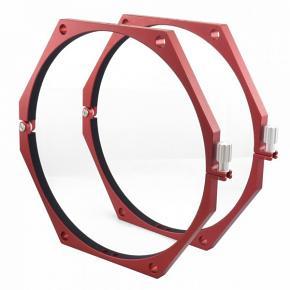 Primaluce Lab 350mm PLUS Tube Rings for Newton 300CF f/4 and Similar Telescopes