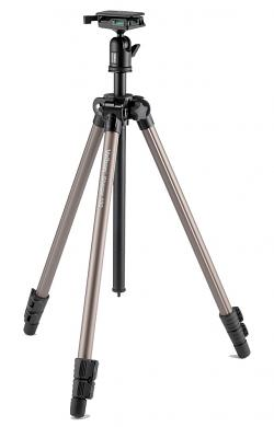 Velbon SHERPA 100 Tripod with QHD-43M Ball & Socket Head -clearance