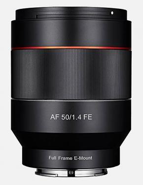 Samyang AF 50mm F1.4 FE Lens for Sony E-Mount