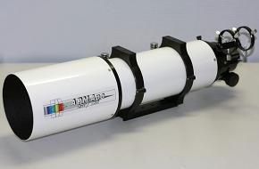 "APM Telescopes LZOS 3-Element Super ED APO 130/780 Apochromatic Refractor Telescope with 3.7"" Rack & Pinion Focuser - SPECIAL OFFER"