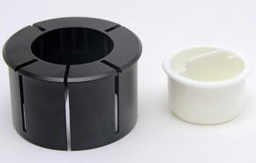 """Adapter from 2"""" to 1.25"""" with 2"""" Filter Thread - ZERO Optical Path"""