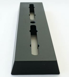 365Astronomy Dovetail Bar / Mounting Bar - Vixen Compatible - 18cm Long