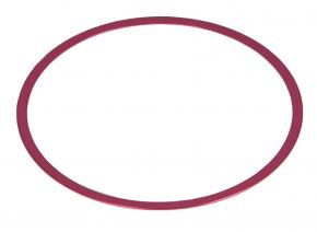 Baader M68 Spacer - Extension Ring 0.5mm Thick (red)
