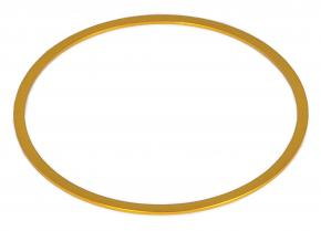 Baader M68 Spacer - Extension Ring 1mm Thick (gold)
