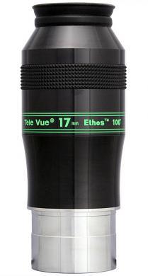 "TeleVue Ethos 17mm Eyepiece, 100-degrees, 2"" - BLACK FRIDAY"