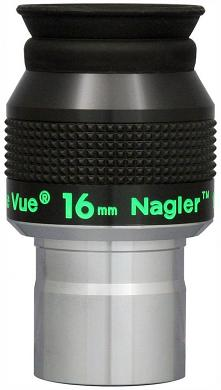 TeleVue Nagler (Type-5) 16mm Eyepiece, 82-degrees, 1.25""