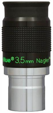 TeleVue Nagler (Type-6) 3.5mm Eyepiece, 82-degrees, 1.25""