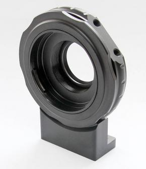 365Astronomy Canon EF Lens to T2-Mount Adapter for CCD Camera