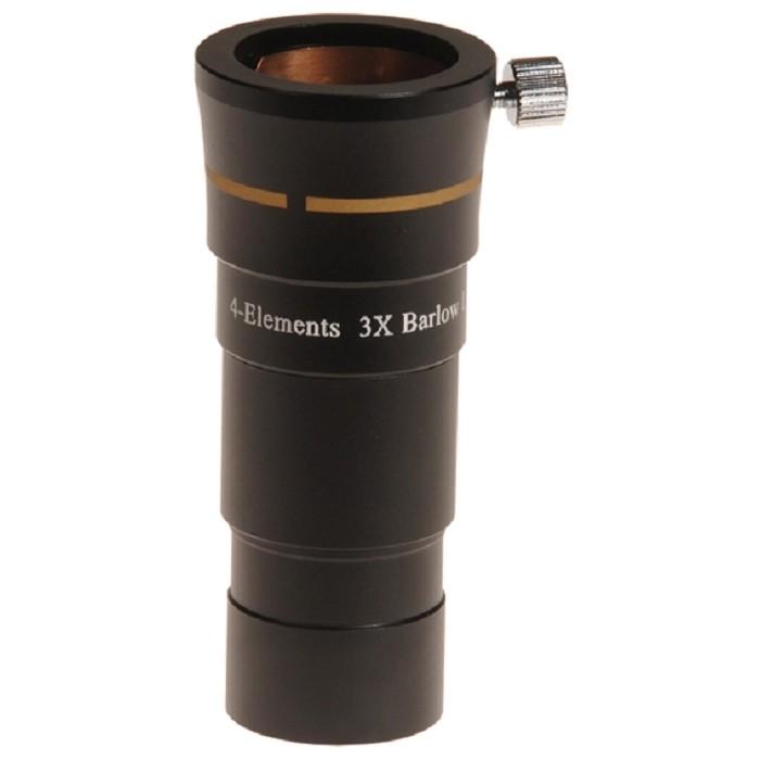 SkyWatcher X3 Barlow Lens (4-Element)