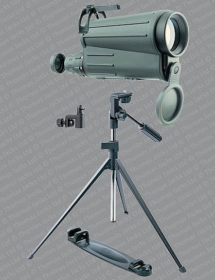 Yukon Scout 20-50x50 WA Spotting Scope Tripod Kit