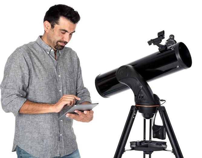 Celestron astro fi mm newtonian telescope