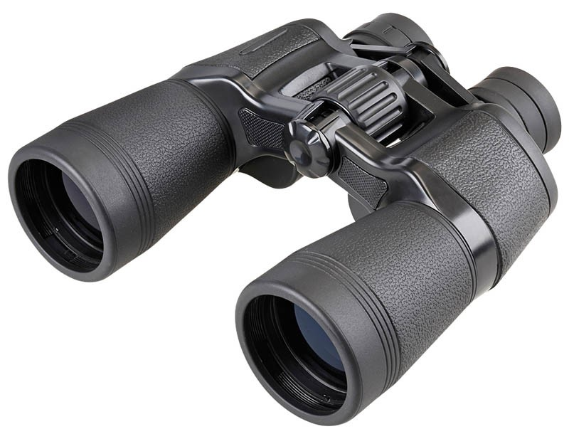 Opticron Adventurer 10x50 Porro Prism Binocular - BLACK