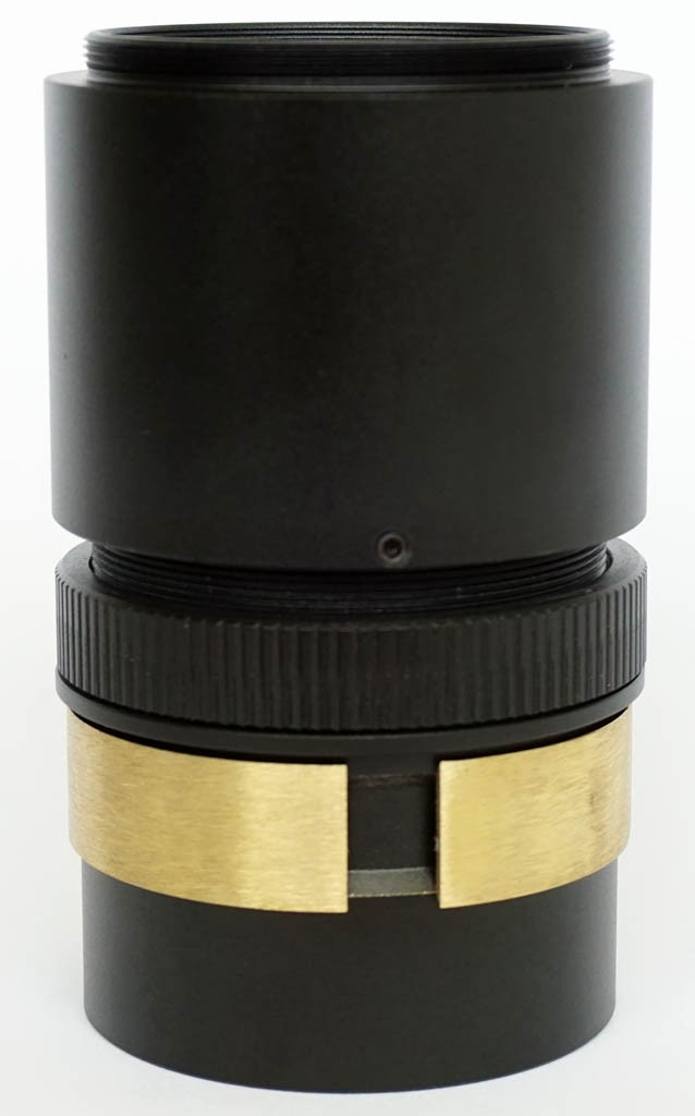 "365Astronomy Self-Centering 2"" to M48 Adapter - M48 Extension Tube with 2-inch Nosepiece for 2"" Focusers - 53mm Optical Length"
