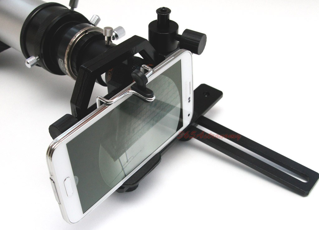 365astronomy digital camera iphone smartphone microstage adapter