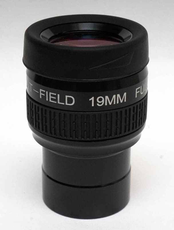 "365Astronomy 19mm Andromeda Extra Flat 1.25"" Eyepiece"