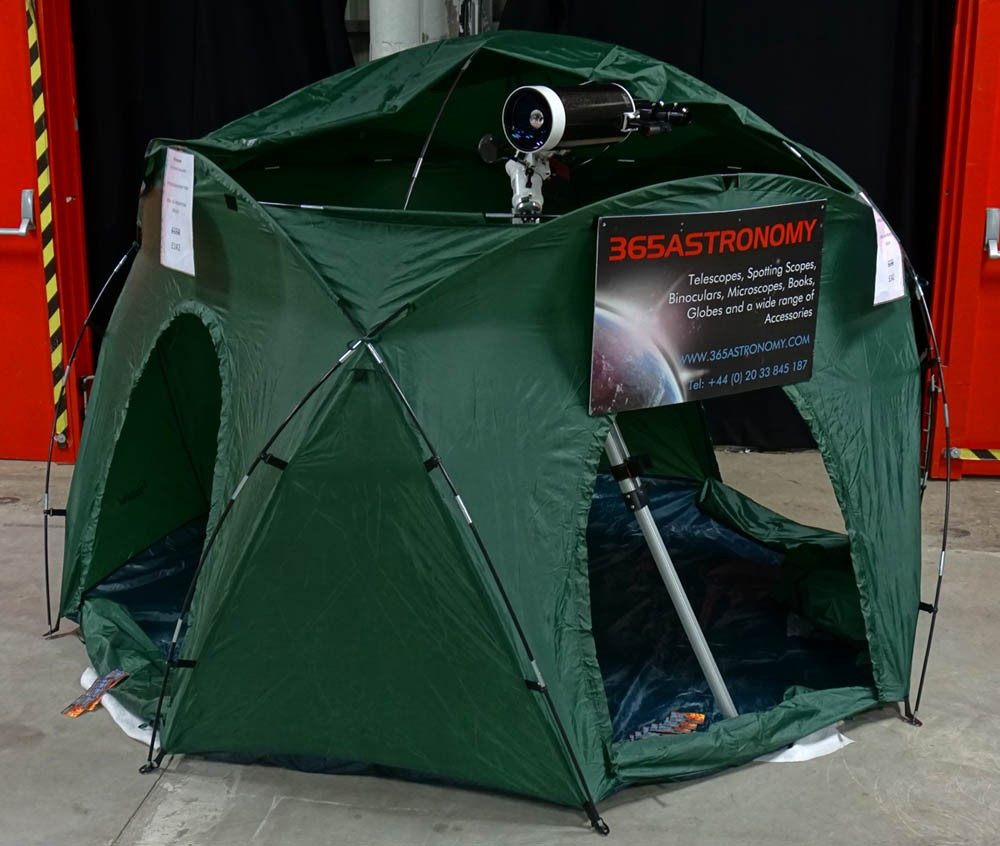 portable observatory tent