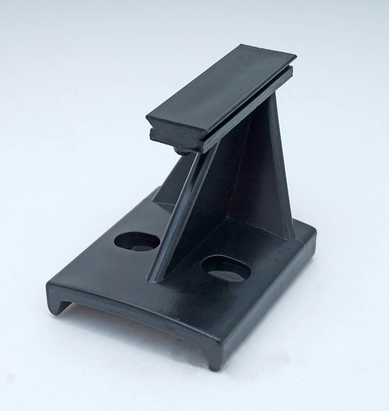 Plastic Base with Two Holes for Red Dot Finder