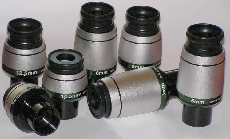 3mm SPLER Super Planetary Long Eye Relief Eyepiece