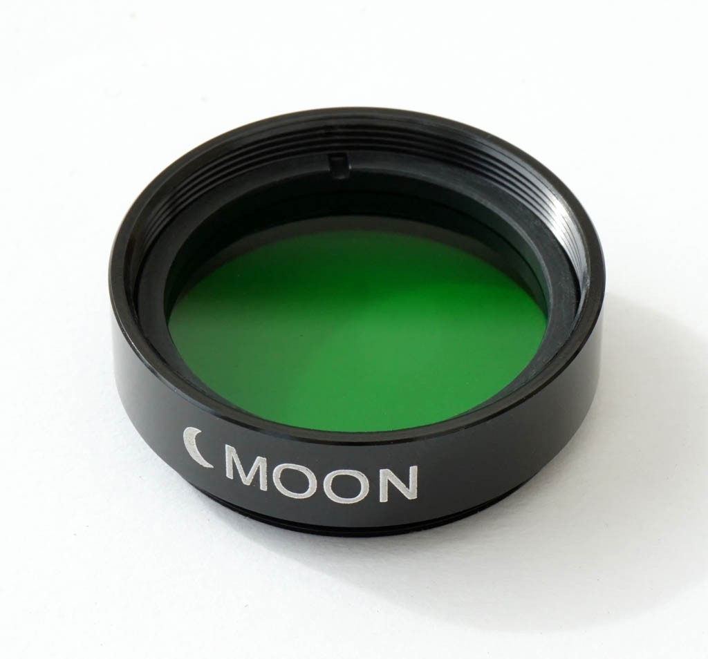365Astronomy Premium Moon Filter - 1.25 inch