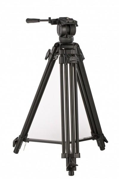 Fotomate VT-680-222R Extra Heavy-Duty Professional 2-Way Tripod