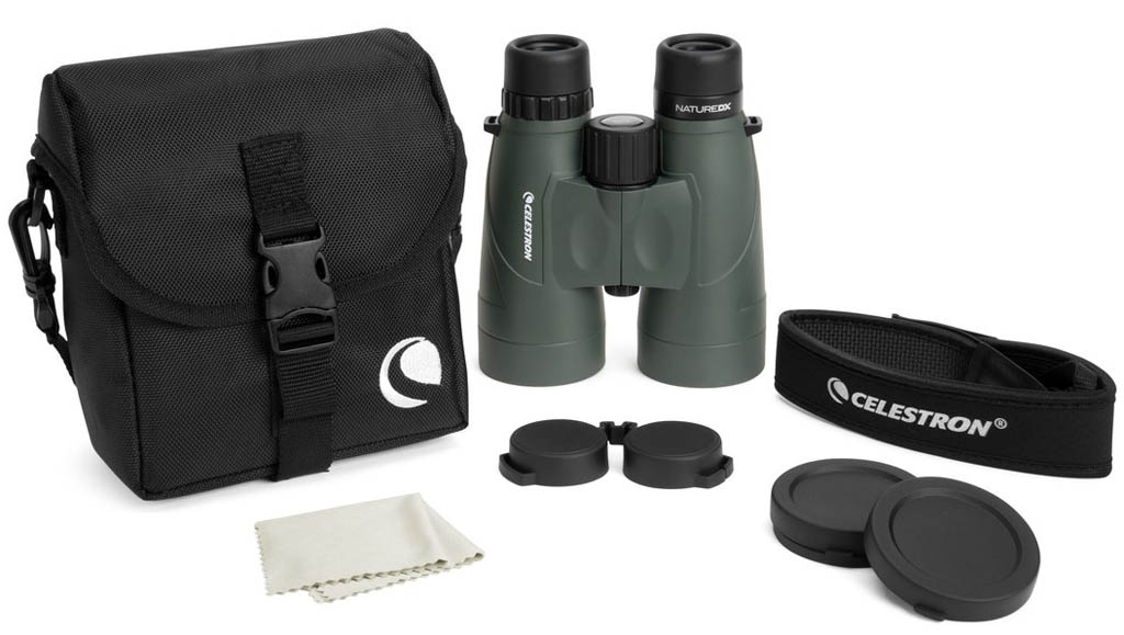 Celestron Nature DX Series 8x56 Roof-prism Binoculars