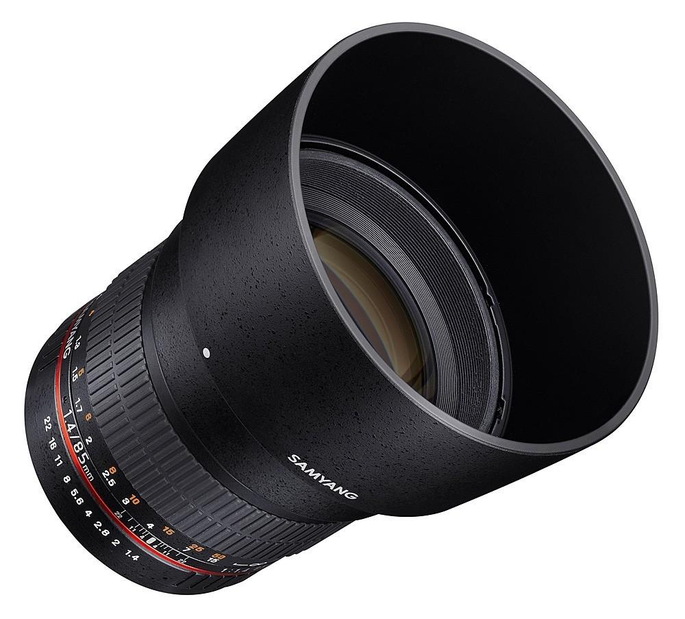 Samyang 85mm F1.4 AS IF UMC Lens for CANON dSLR Cameras