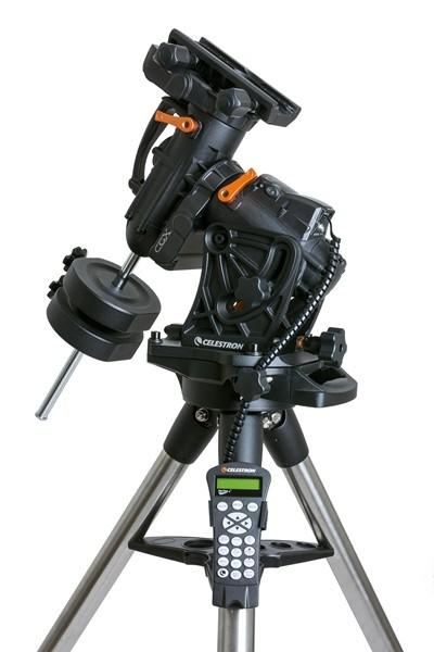 Celestron CGX-L Equatorial Computerised GOTO Telescope Mount and Tripod