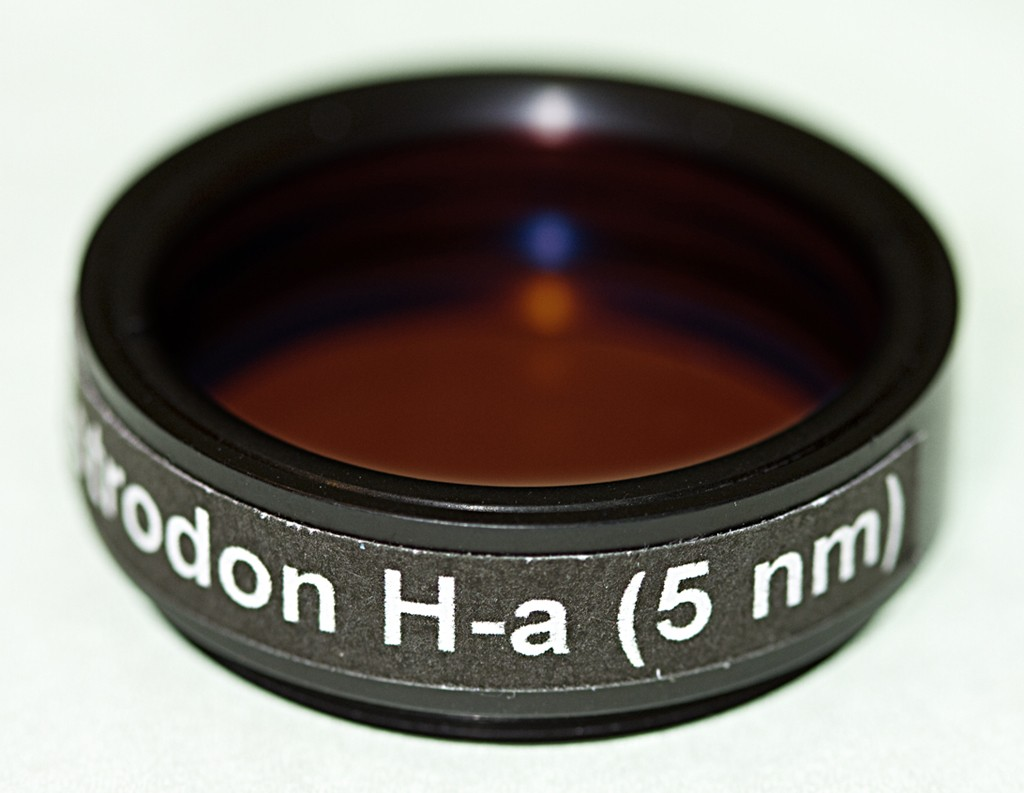 "Astrodon Narrowband Filters - SII 3nm - 1.25"" Mounted"