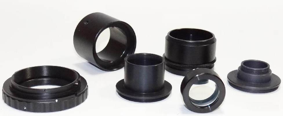 Phototube Adapter Set for BIM105T and BIM135T Microscopes for FULL FRAME DSLR Camera Adaption