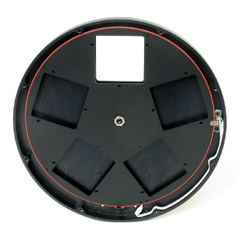 External Filter Wheel for Moravian Instruments G4 cameras with 5 positions for 50x50mm Square Filters