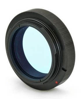 """Primaluce Lab Canon EOS T-Ring with 2"""" Filter Holder for Unmounted 46mm Filters"""