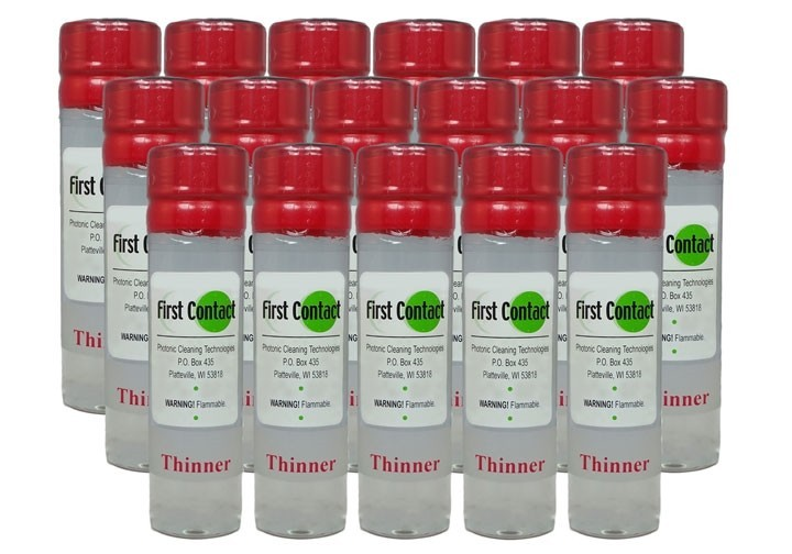 Photonic Red First Contact THINNER InterMax Kit