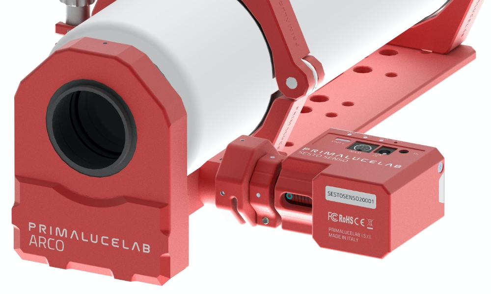 SESTO SENSO 2 robotic focusing motor