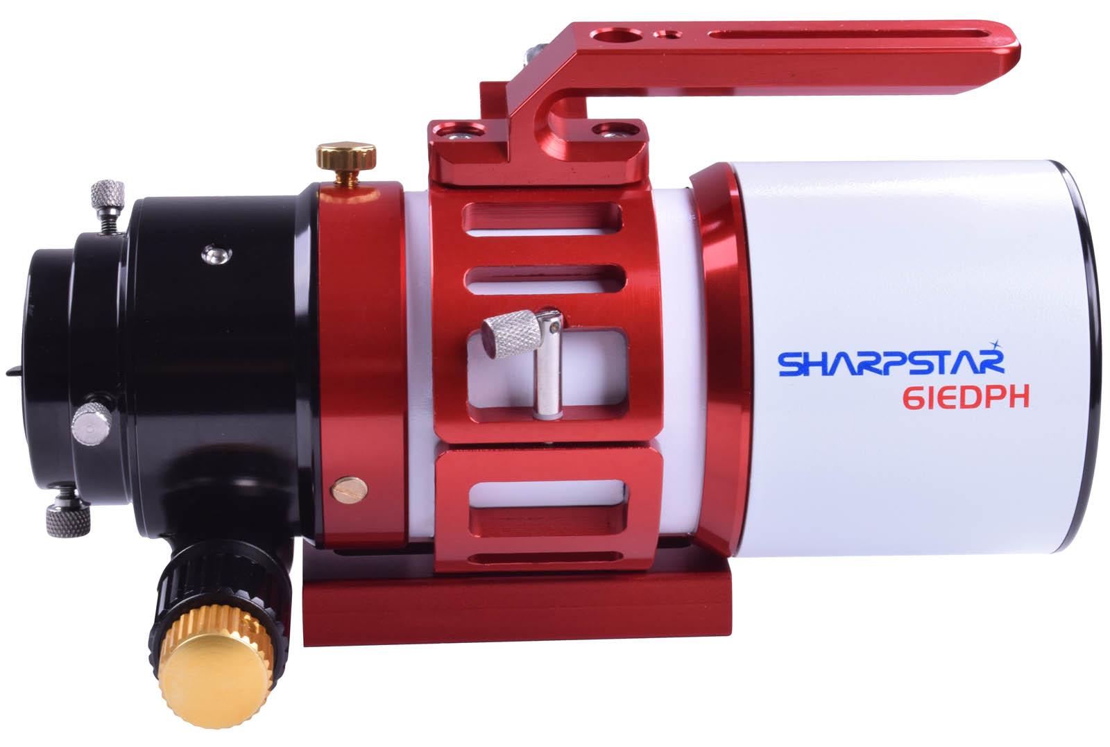 SharpStar 61EDPH Mk II ED Triplet Apochromatic Refractor Telescope