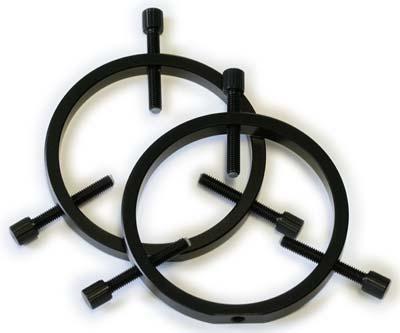Starway 85mm Guidescope Rings - 1 pair