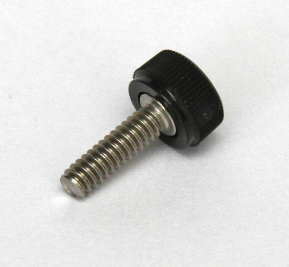 Replacement Thumb Screw for Telrad Finder - STEEL with Plastic Head