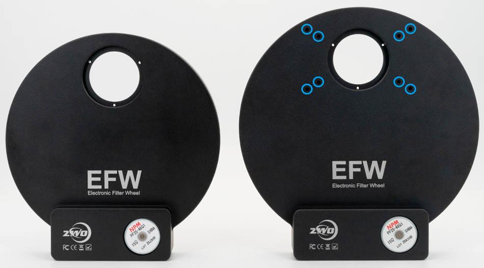 ZWO EFW 7-position 36mm mark II