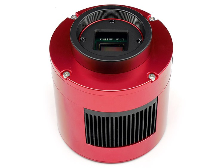 """ZWO ASI183MM PRO COOLED Monochrome 4/3"""" CMOS USB3.0 Deep Sky Imager Camera"""