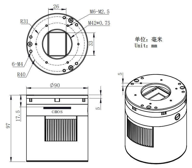 Mechanical Diagram